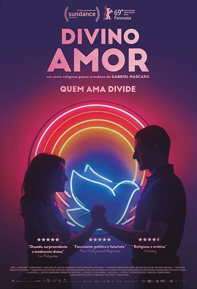 Divino Amor - DarkMoonX